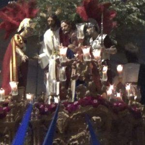Ana Mar saeta,  por seguiriya y martinete al Jesús en su Prendimiento   2018
