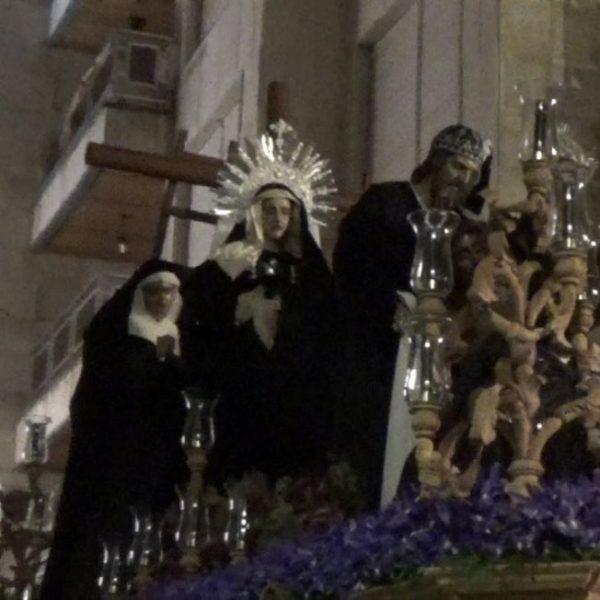Montse Pérez a saeta a la Caridad, saeta por seguiriya    2018