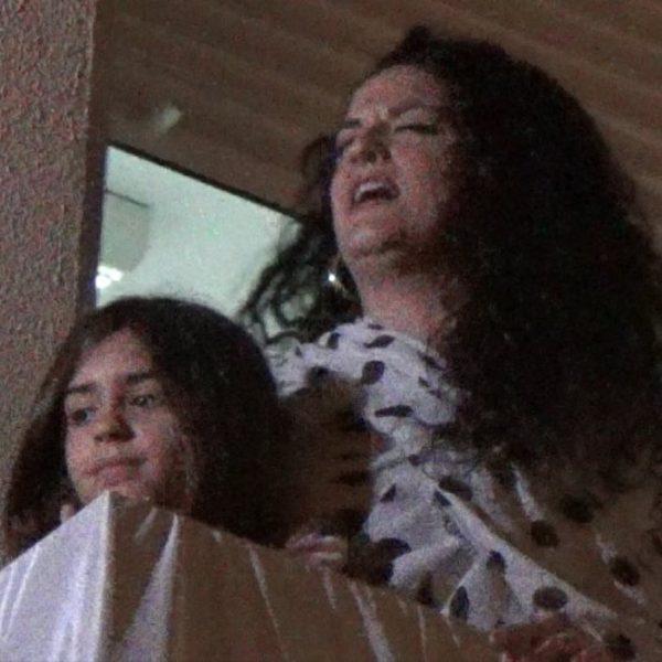 Rocío Segura, saeta por seguiriya y martinete  a la Virgen de la Esperanza   2018
