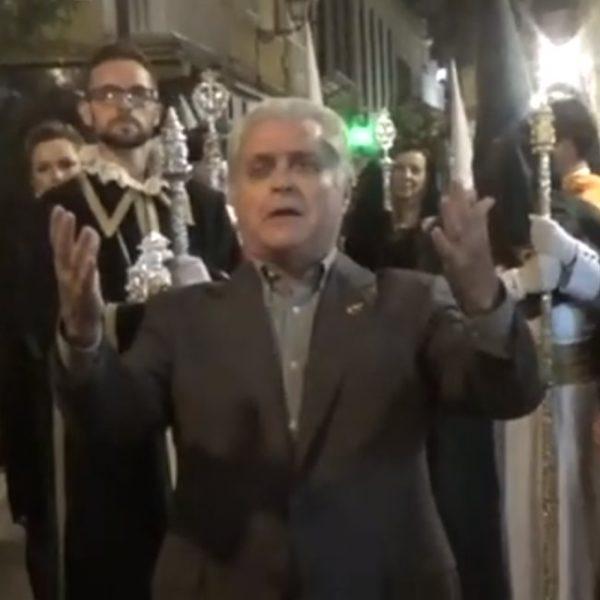 Alfonso Salmerón a la Virgen de la Esperanza por seguirilla y toná. | 2019