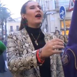 Ana Mar a Jesús de la Salud saeta por seguirilla y toná | 2019