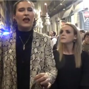 Ana Mar a a Jesús del Gran Poder saeta por seguirilla y toná | 2019