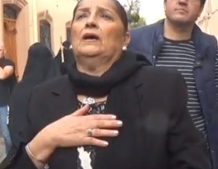 Antonia López al Cristo del Mar por carceleras | 2019