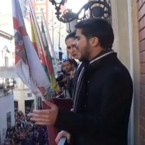 Eduardo López a Ntra. Sra. de las Angustias saeta por seguirilla y martinete | 2019