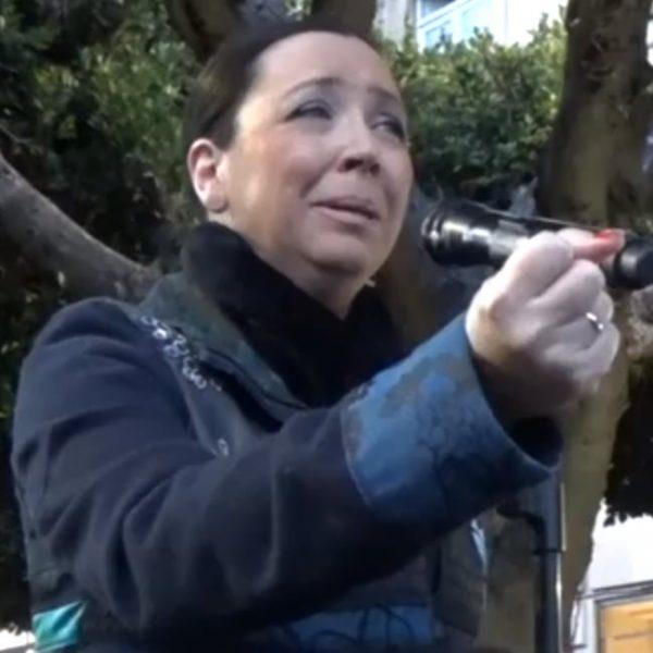 María Canet en el Encuentro saeta por seguirilla | 2019