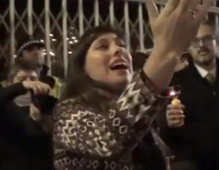 María José Pérez a la Soledad en su recogida saeta por seguirilla |  2019