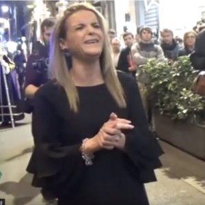 Rocío Zamora a a Jesús del Gran Poder saeta por seguirilla | 2019