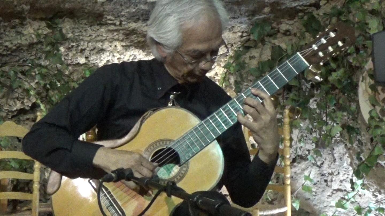 Jiro Yoshikawa Arroyos de la Alhambra Evocacion y tonadilla Minueto (3).Movie_Instantánea