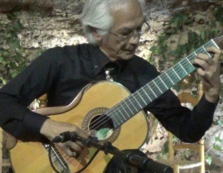 Jiro Yoshikawa Arroyos de la Alhambra, Evocación y Tonadilla, Minueto
