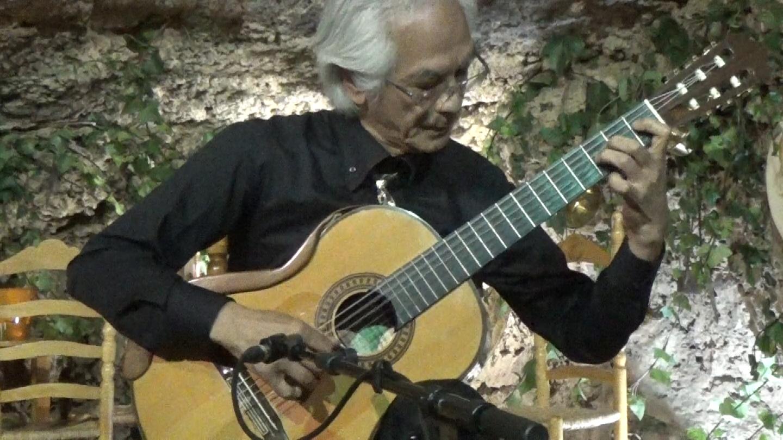 Jiro Yoshikawa Arroyos de la Alhambra Evocacion y tonadilla Minueto (4).Movie_Instantánea