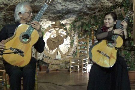 Jiro Yoshikawa & Isako Noguchi Recuerdos de la Alhambra de Francisco Tárraga (2).Movie_Instantánea