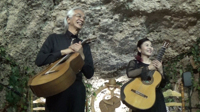 Jiro Yoshikawa & Isako Noguchi Rumba de Mosaka (2).Movie_Instantánea