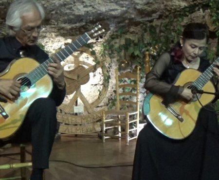 Jiro Yoshikawa & Isako Noguchi, dos canciones de Federico García Lorca