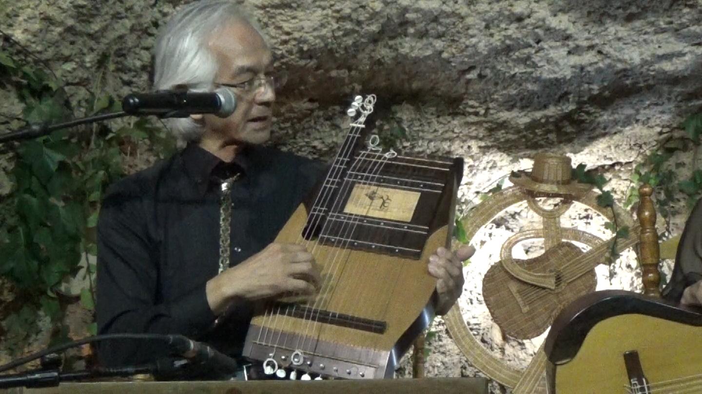 Jiro Yoshikawa concierto para dos Mandolinas, andante y Cuco de Luis Ricardo Bajin.Movie_Instantánea