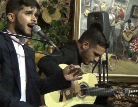 Tientos y tangos de Eduardo López y Antonio de Quero a la guitarra