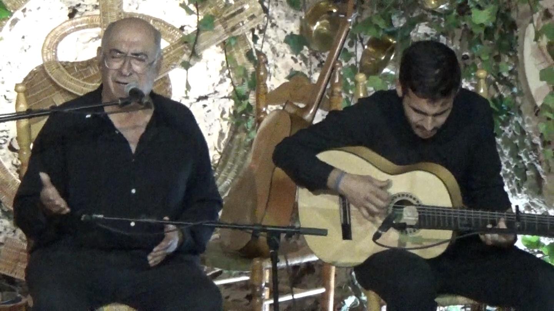 Solea Polar. Al cante Niñoi de las Cuevas a la guitarra Antonio de Quero.Movie_Instantánea