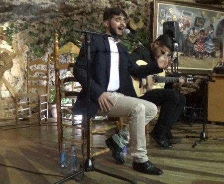 Soleá Eduardo López y Antonio de Quero a la guitarra