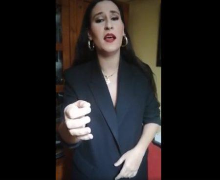 Ana Mar a la Virgen de los Ángeles | 2020